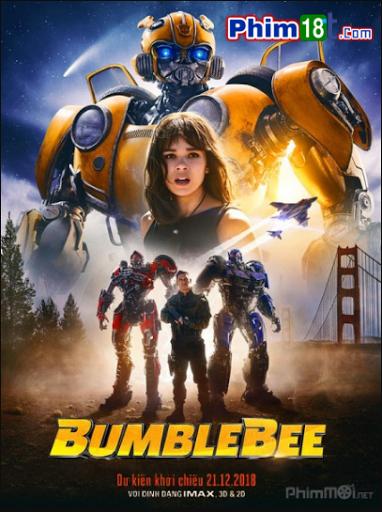 [Phim chiếu rạp 2019] Robot Đại Chiến - Transformers Bumblebee