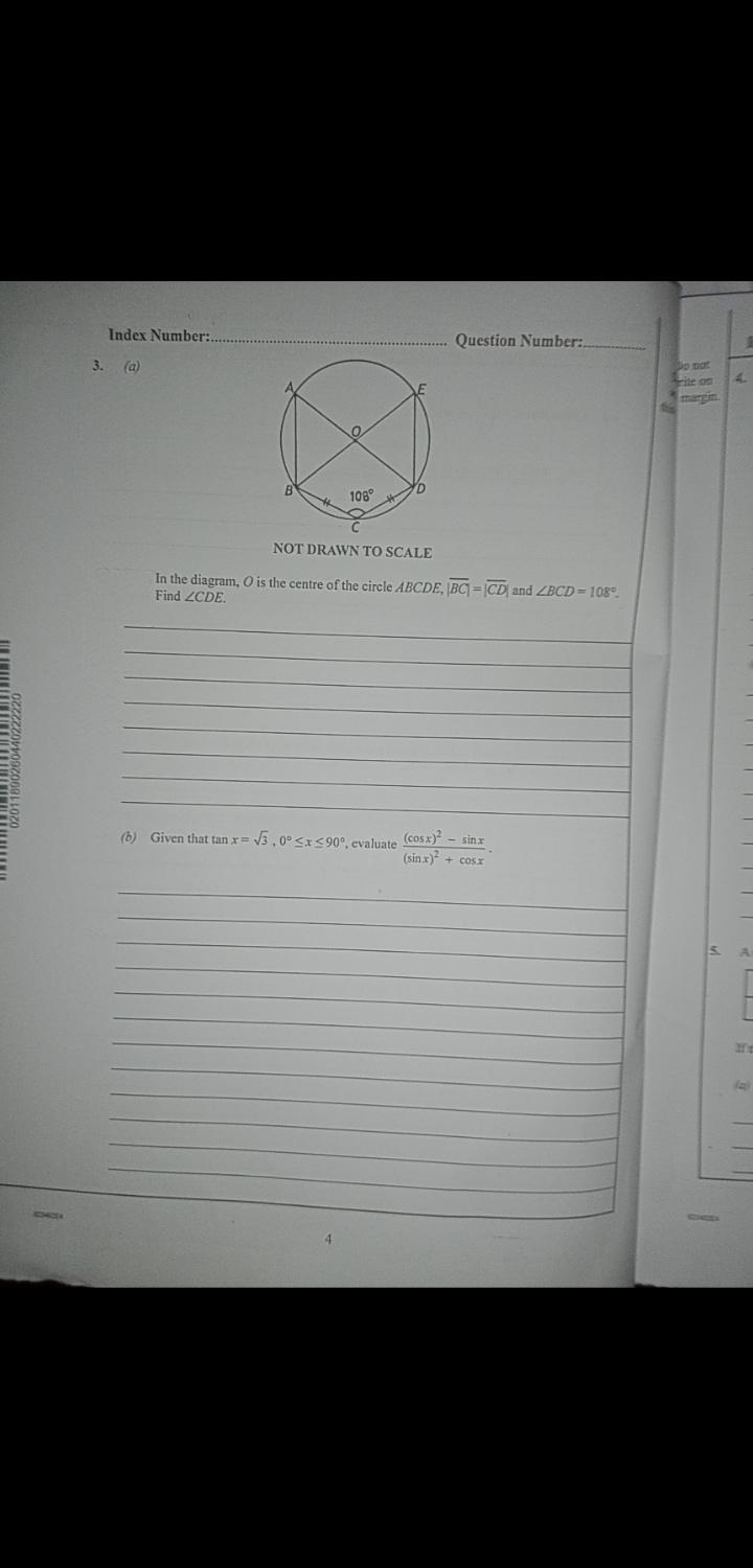 2020/21 WASSCE MATHEMATICS QUESTIONS AND ANSWERS BY ...
