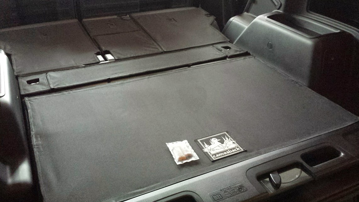 Sliding Cargo Deck Floor Cargo Mat Options Toyota