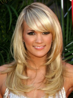 Long Length Hairstyles - Female celebrity hairstyle ideas