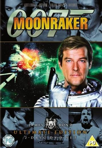 Poster Of Moonraker (1979) Full Movie Hindi Dubbed Free Download Watch Online At alldownloads4u.com