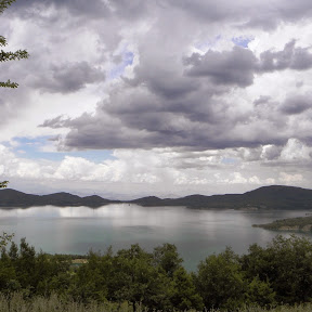 Άγραφα - αυχένας Νιάλας - λίμνη Πλαστήρα - λίμνη Στεφανιάδα - 5 Ιούν. 2013