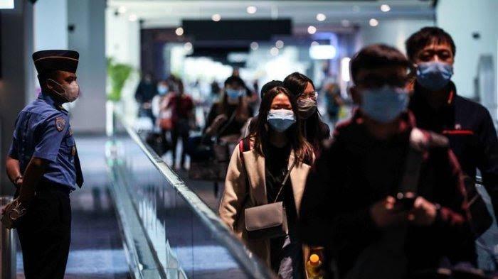 Wabah Corona, DPR Desak Pemerintah Larang Turis China Masuk