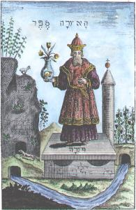 From Abraham Eleazaruraltes Chymisches Werck Erfurt 1735, Alchemical And Hermetic Emblems 1