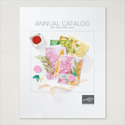2021-22 Stampin' Up! Catalog