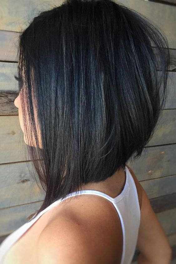 Long bob hairstyle for medium length hair fashion 2d might we advance a attractive bob if youre not yet convinced again sit down accomplish yourself a alcohol and get accessible to browse the attractive solutioingenieria Image collections