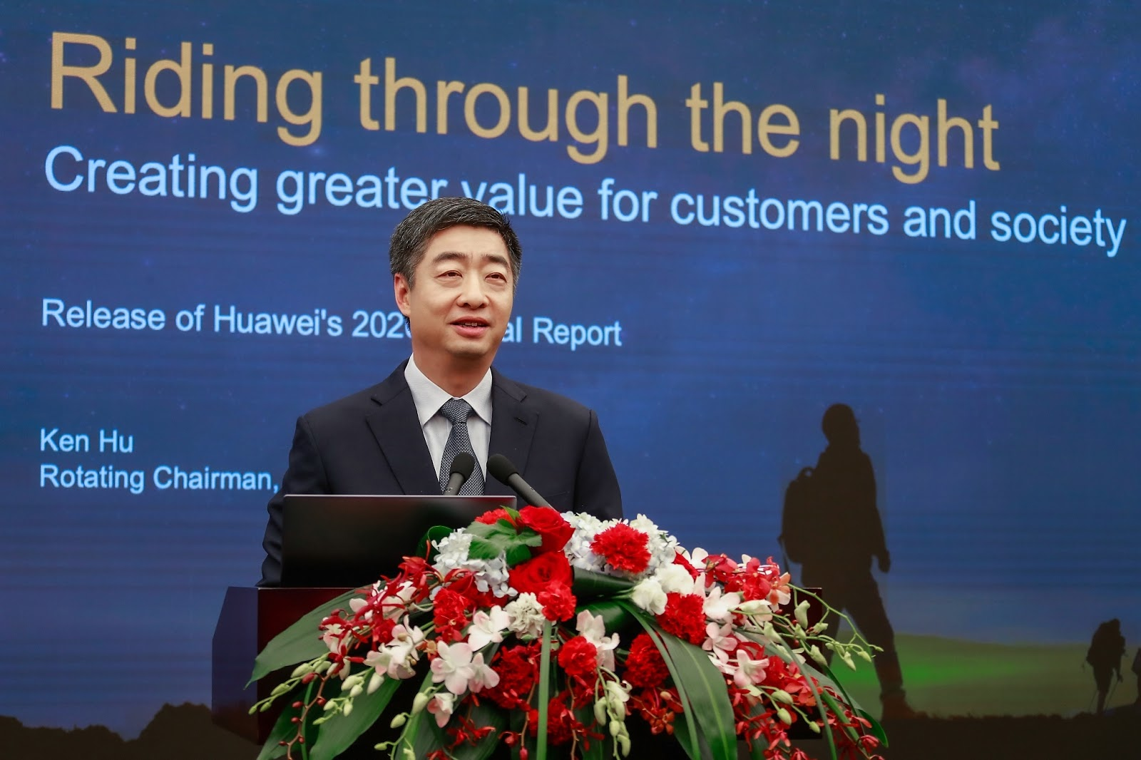Huawei เผยรายงานประจำปี 2563 พร้อมยึดมั่นเดินหน้าสร้างมูลค่าเพิ่มเพื่อลูกค้าและภาคสังคม แม้ต้องเผชิญกับความท้าทาย
