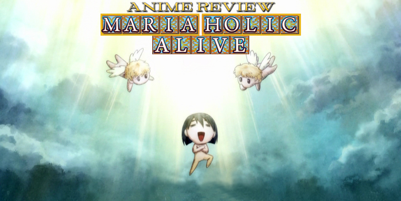 maria holic alive review