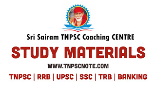 TNUSRB Gr-II Police Constable Model Question Papers by Sri Sairam Coaching Centre