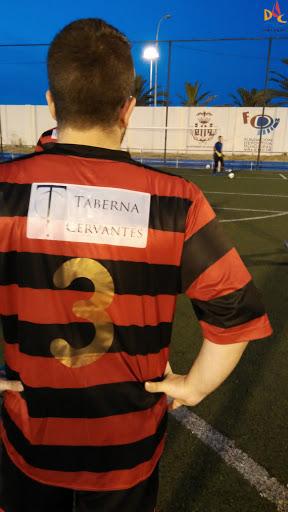 El equipo de Fútbol 7 también gana en su inicio liguero