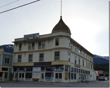 Golden North Hotel, Skagway