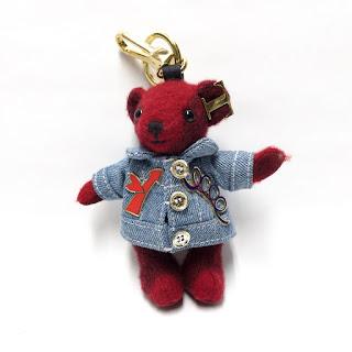 Burberry Thomas Bear Keychain