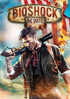 Bioshock 3, Infinite, PC, Image, Cover