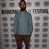 OIC - ENTSIMAGES.COM - James Floyd  at the Opening of Raindance Film Festival  in London on the 24th August 2015. Photo Mobis Photos/OIC 0203 174 1069