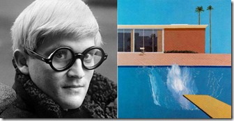 David Hockney, A Bigger Splash 1967