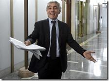 Il presidente Inps Tito Boeri