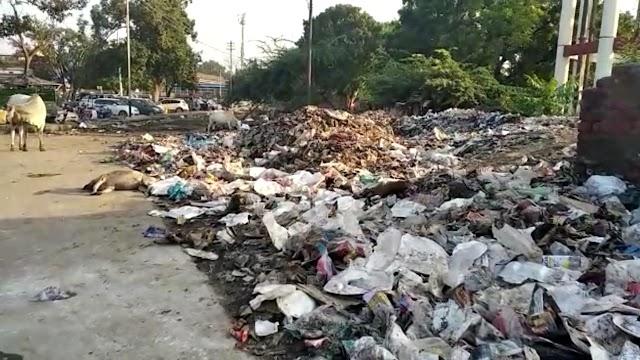 साफ सुथरे कानपुर की नई तश्वीर के लिए कानपुर नगर निगम को धन्यवाद।