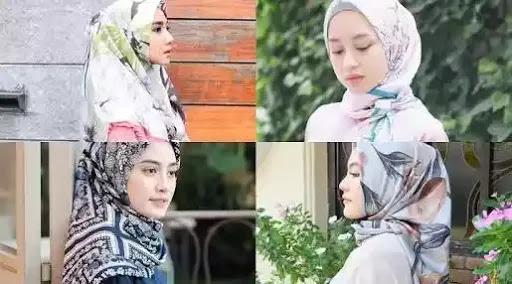 Yuk, Intip 5 Style Hijab Yang Kini Ngetrend di 2018