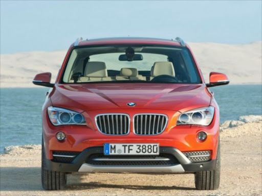 X1 compact crossover. File photo