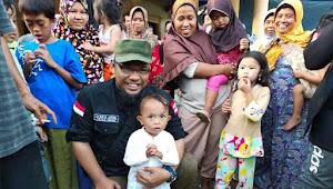 Aksi Tanggap Pengacara Dan Jawara Perduli Umat (PEJABAT) Perduli Korban Bencana Banjir