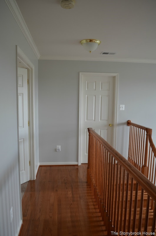 Upstairs Hallway Left