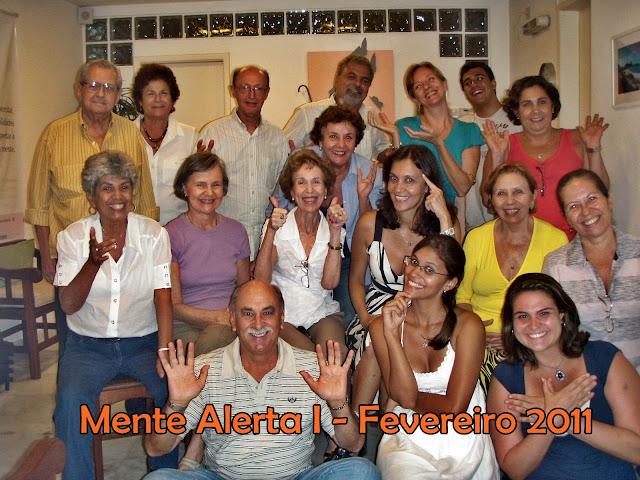 Mente Alerta I - 2011