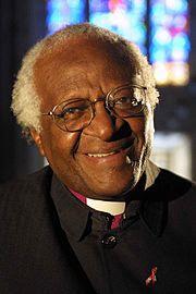 Desmond Mpilo Tutu Premio Nobel Paz