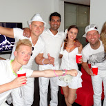 the troops for sensation canada in Toronto, Ontario, Canada