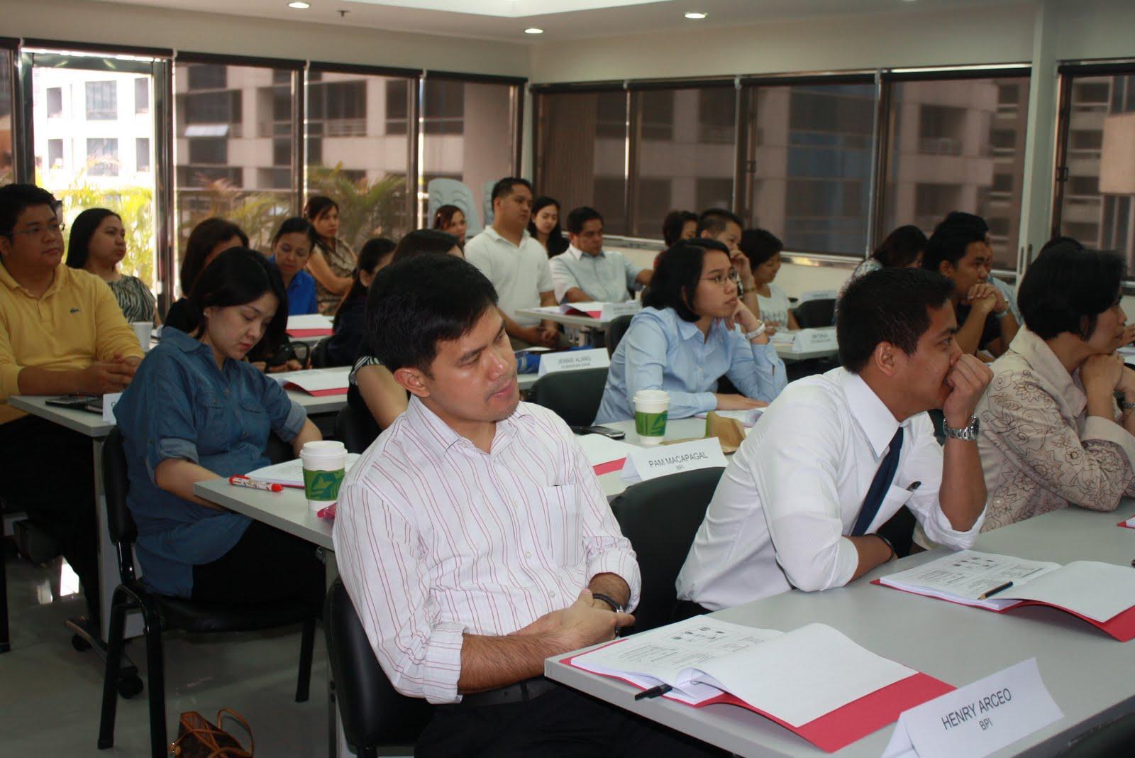 Advance FS Analysis and Advance Economics Seminar - March 18, 2011 (Training Room, ACI-MART Office)