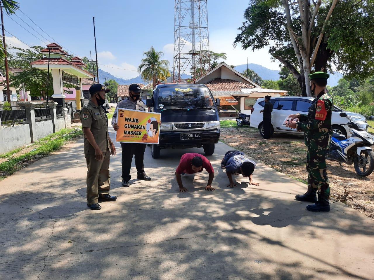 Polsek Sukasari Polres Purwakarta Tetap Laksanakan Giat Operasi Yustisi