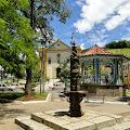 Fotos de pontos turísticos da cidade de Bananal localizada no Vale Histórico, em São Paulo