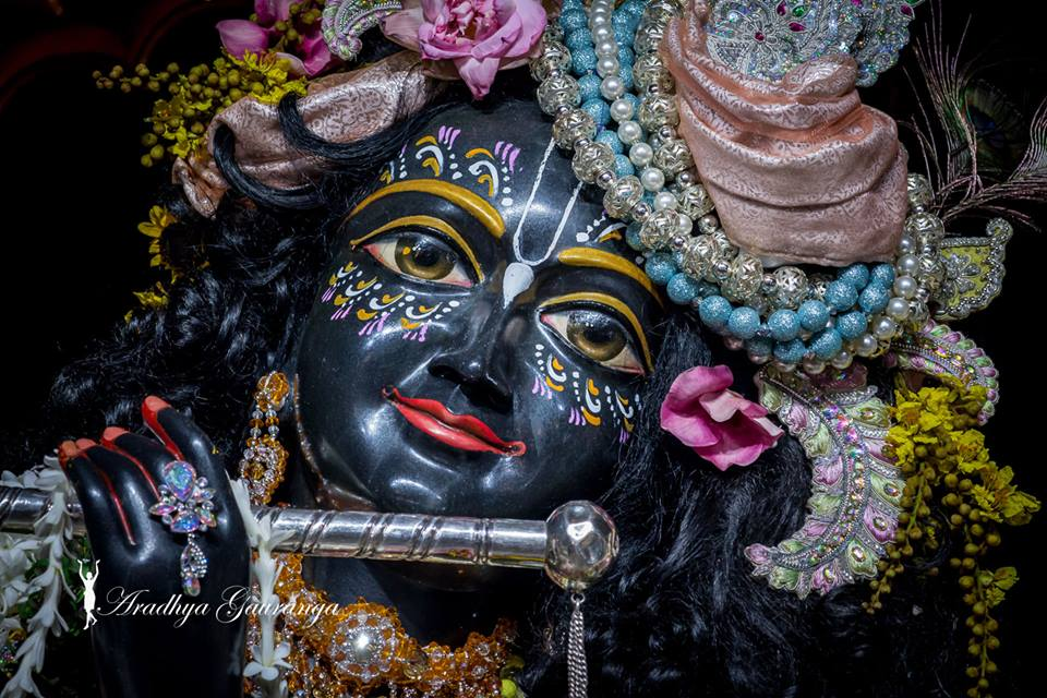 ISKCON Mayapur  Deity Darshan 22 July 2016 (39)
