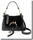 See by Chloe Textured Leather Handbag