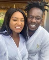 Mr Eazi And His Girlfriend Temi Otedola Reaffirms Love For Each Other On His Birthday
