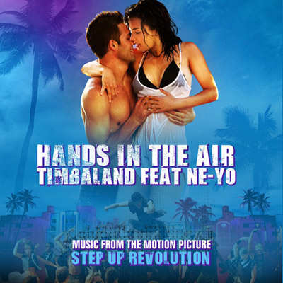 Timbaland feat. Ne-YO Hands In The Air Lyrics
