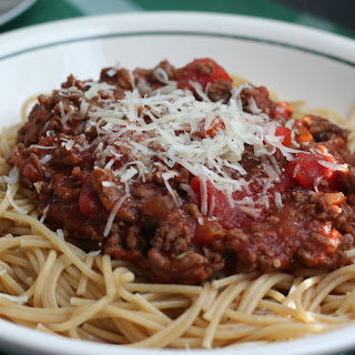 Roberta's Famous Spaghetti Sauce
