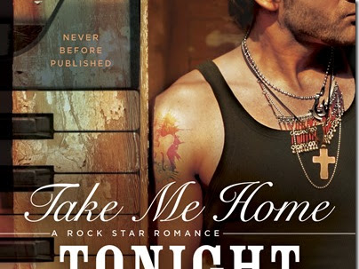 Cover Reveal: Take Me Home Tonight (Rock Star Romance #3) by Erika Kelly + Excerpt and GIVEAWAY