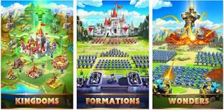 Game Perang  Android Terbaik lords mobile