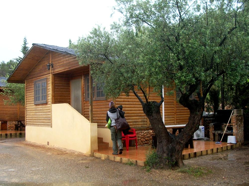 Cabaña en el Camping Sierra Espuña