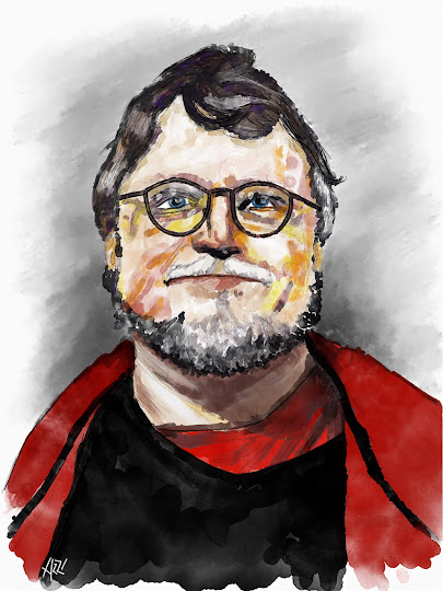 Guillermo Del Toro made with Sketches