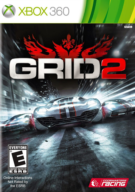 Grid 2 Xbox 360 Torrent Download