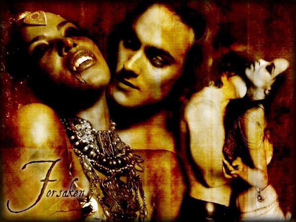 Forsaken Place, Vampire Girls 2