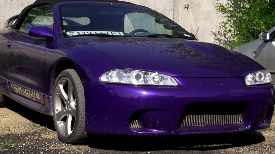 1999 mitsubishi eclipse spyder gs t specifications pictures prices. Black Bedroom Furniture Sets. Home Design Ideas