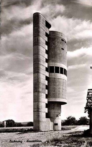 Water Tower (1959-61) - Backnang, Germany