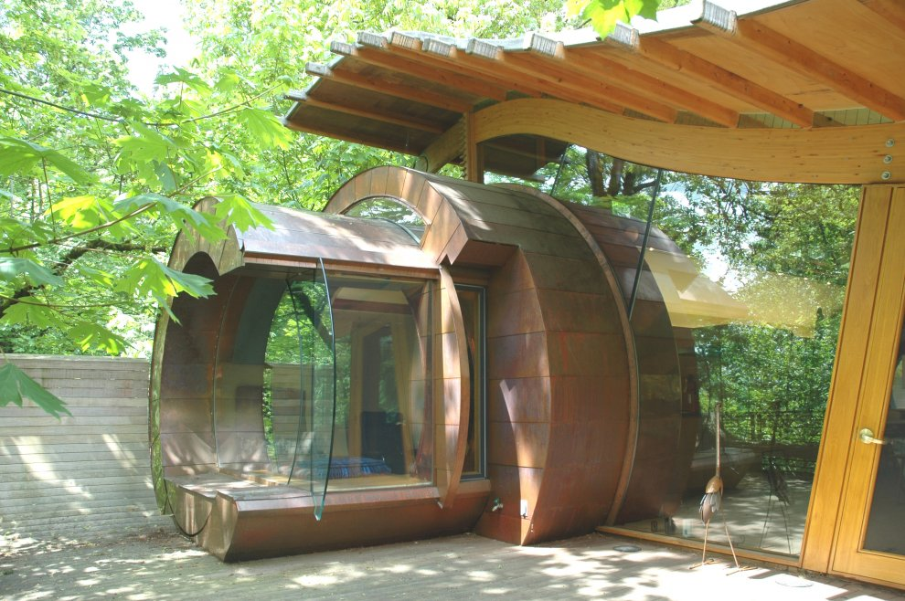 Wilkinson residence by robert harvey oshatz architect for Wilkinson homes