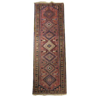 Yalameh Long Wool Runner