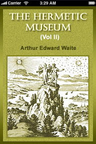 Cover of Arthur Edward Waite's Book The Hermetic Museum