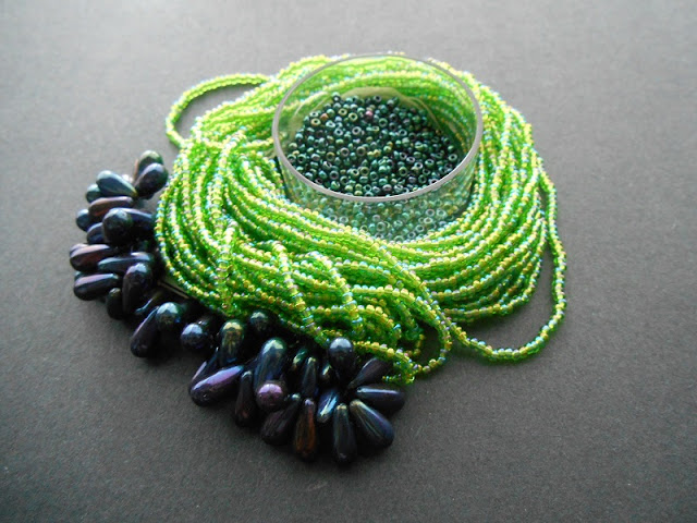 Lady Dragonfly Bead Color Idea