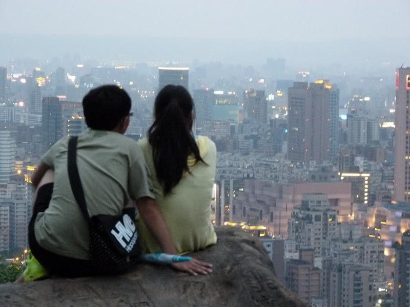 TAIWAN Taipei,Elephant mountain et proche de Shiding - P1140364.JPG