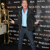 OIC - ENTSIMAGES.COM - David Hasselhoff attends  McQueen - press night at Theatre Royal Haymarket on the 27th August 2015. Photo Mobis Photos/OIC 0203 174 1069